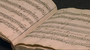 Verschollene Bach-Quellen in Weimar wiederentdeckt