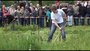 Thüringen TV - Altenburg TV - Sensenmeisterschaft