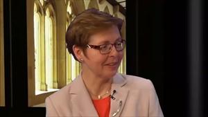 Wer wird MinisterpräsidentIn sein? SPD: Heike Taubert - Ministerin für Soziales - Familie und Gesundheit
