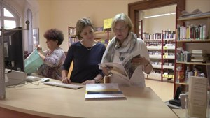 Thüringen TV - Jena TV - Ernst-Abbe-Bücherei