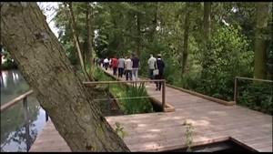 Thüringen TV - SRF - Übergabe Stadtpark