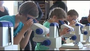Thüringen TV - Jena TV - Mikroskope für Naturkundemuseum