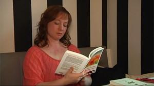 Krimi-Autorin Katharina Schendel aus Arnstadt