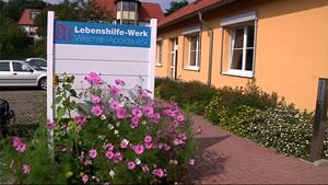 Erstes Förderhaus für schwerstmehrfach behinderte Menschen in Weimar