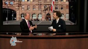 Deutschlands Unternehmer - Uwe Becker (CDU) - Stadtkämmerer der Stadt Frankfurt am Main