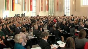 Deutschland Lokal - RheinMain TV - 100 Jahre Goethe-Universität