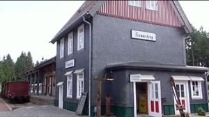 Thüringen TV - SRF - Rennsteigbahnhof