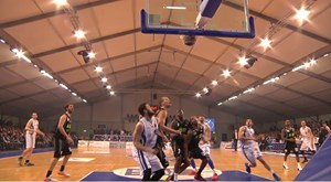 Heimspiel Rockets Gotha gegen BG Karlsruhe