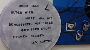 Leben-Liebe-Licht: Ausstellung der Bertuchschule Weimar