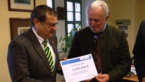 5 Mio. Euro für Landesgartenschau Apolda