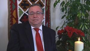 Weihnachtsansprache Oberbürgermeister Stefan Wolf Weimar 2014