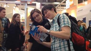 Das Thillm auf der Leipziger Buchmesse