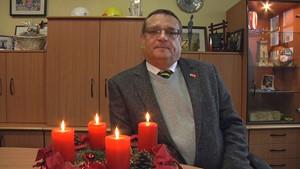 Weihnachtsansprache Bürgermeister Rüdiger Eisenbrand Apolda 2014