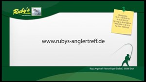 Ruby`s Anglertreff in Erfurt