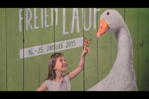 Deutschland Lokal Dezember 2014 Internationale Gruene Woche