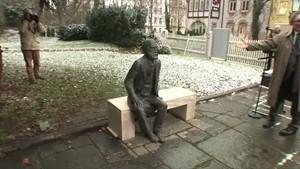 Thüringen TV - Jena TV - Ernst Abbe in Bronze