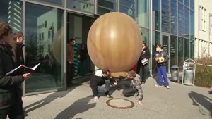 Thüringen TV - Jena TV - Stratosphären-Ballon