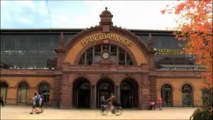 Erfurt Hauptbahnhof - Ihr Einkaufsbahnhof
