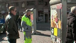 Deutschland Lokal - Rhein Main TV - Mobile Ausstellung 25 Jahre Einheit