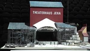 Thüringen TV - Jena TV - Vorbereitung KulturArena-Sommerspektakel