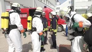 Thüringen TV - Jena TV - Katastrophenschutzübung