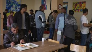 Flüchtlings-Erstaufnahmestelle in Eisenberg - Jena TV - Thüringen.TV