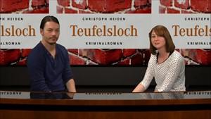 Krimiautor Christoph Heiden