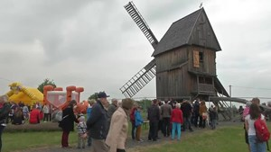 Bockwindmühle Krippendorf - Jena TV - Thüringen.TV