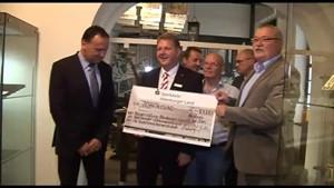 Spende für Kartenmachermuseum - Altenburg TV - Thüringen.TV