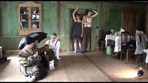 Theaterprojekt im Quellenhof - Altenburg TV - Thüringen.TV