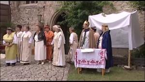 Historienspiel in Rohr - SRF - Thüringen.TV