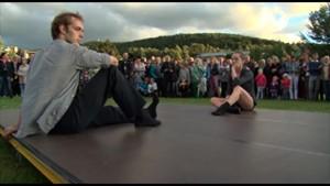 3. Kunstparcours in Bad Schlema - erzTV - Deutschland lokal Juli 2015