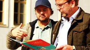 Andreas Max Martin im Gespräch mit Hubert Schirneck