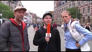 Anja und Peter - Das stumme Interview