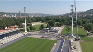 Fußball-Stadion - Jena TV - Thüringen.TV