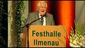 Festakt zur Wiedervereinigung im Ilmkreis - SRF - Thüringen.TV