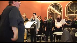 Gospelchor stellt neues Programm vor - Altenburg TV - Thüringen.TV