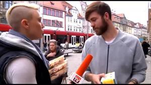 Catherine unterwegs - Wieviel Fleisch essen Sie?