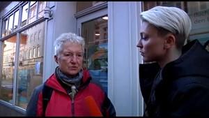 Catherine unterwegs - Was ist Ihre Meinung zu den Anschlägen in Paris?