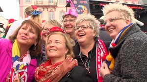 Faschingsauftakt in Mainz- RheinMain TV - Deutschland lokal November 2015