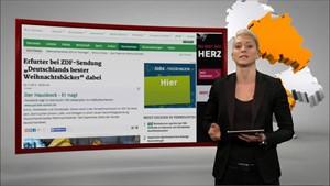 5x Thüringen - Erfurter Bäcker in ZDF-Sendung ...