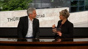 Thüringens Politiker: André Blechschmidt - Parlamentarischer Gefäschtsführer Fraktion DIE LINKE