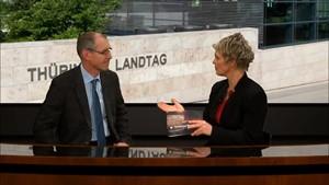 Thüringens Politiker: Dr. Werner Pidde- Abgeordneter der SPD-Landtagsfraktion