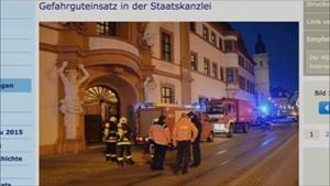 5x Thüringen - Weißes Pulver in Staatskanzlei ...