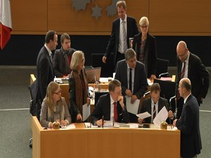 Sendung 2: Thüringer Politik TV (Thema heute: Ramelow & Co, Plenar TV)