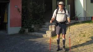 Von Kromsdorf nach Saalfeld - Geschichten aus der Wanderschaft