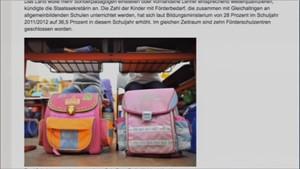 5x Thüringen - Landesregierung reformiert Schulgesetz ...