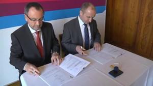 TEAG und Bad Berka weiterhin vereint - Bad Berka TV - Thüringen.TV