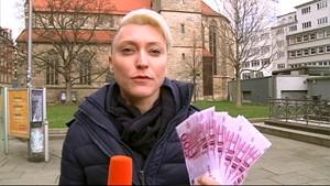 ALLE UNTERWEGS: Nur noch mit Karte statt mit Bargeld zahlen?