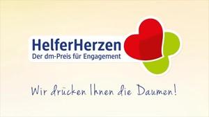 Ehrenamt verdient Anerkennung - HelferHerzen